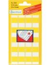 3022 Indeksy Avery Zweckform 25x14 /40 szt. żółte
