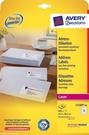 Etykieta adresowa Avery Zweckform, L7160 - 40, biała, 63,5 x 38,1mm, 840 etykiet