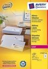 Etykieta adresowa Avery Zweckform L7163 - 100 biała, 99,1 x 38,1mm, 1400 etykiet