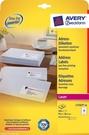 Etykieta adresowa Avery Zweckform L7163 - 40 biała, 99,1 x 38,1mm, 560 etykiet