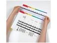 Przekładki Avery Indexmaker 014 12 061, 225 x 297mm, 5 kolorów, 10 przekładek