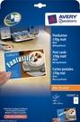 Karty pocztowe Avery Zweckform C32252-25, 105x148mm, 170g/m2, matowe,100 szt.
