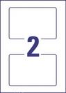 Etykiety samoprzylepne samolaminujące Avery Zweckform L7086 - 10, 150 x 100mm, 2