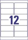 Etykieta adresowa InkJet Avery Zweckform J8177 - 25, 99,1 x 42,3mm biała, 300 et