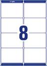 Etykieta adresowa kryjąca Avery Zweckform L7165 - 40 Blockout Shipping 99,1 x 67