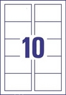 Wizytówki C32095-10, 85x54, 200g/m2, gładkie krawędzie, matowe-beżowy marmurek,